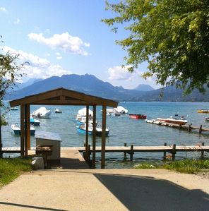 Photo for Calm Villa. 200 meter from Annecy's Lake