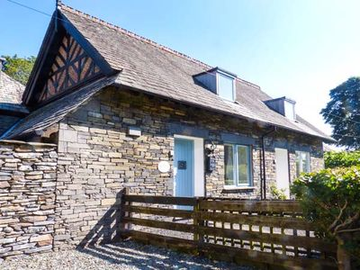 Photo for COACH HOUSE 1 - PULLWOOD BAY, with a garden in Ambleside, Ref 917759