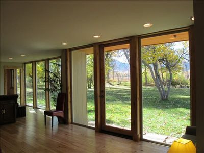 Photo for Spectacular Mountain Style home just minutes from downtown Boulder!!
