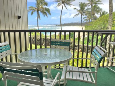 Photo for Up to 25% off !!  Spectacular Sunsets-Oceanfront 1 Bedroom Condo-WB103