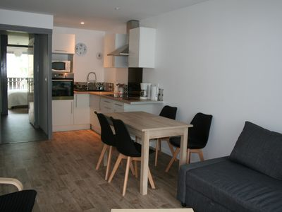 Photo for Apartment in the heart of the village - 4/6 people