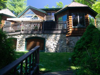 Photo for Candlewood Lake lakefront property