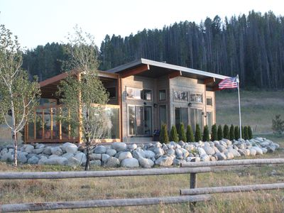 Photo for Modern home on Georgetown Lake! Near Fairmont, Discovery Ski Hill, & much more!