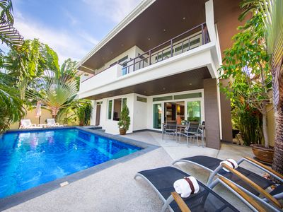 Photo for Tropicana 4BR Private Pool Villa