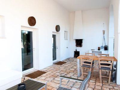 Photo for Masseria San Martino # Double Room with Patio