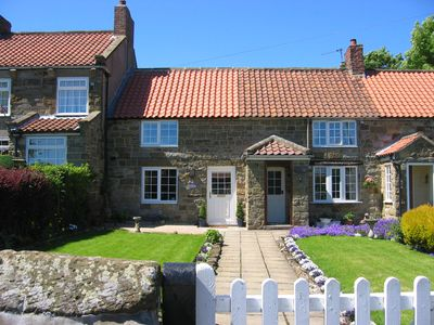Photo for Honeysuckle Cottage - An idyllic spot to discover the North York Moors and Coast