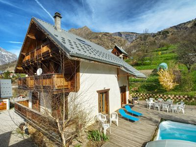 Photo for Venosc: Chalet with great personality