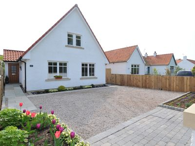 Photo for Beautiful 4 Bedroom Detached Home In Dirleton, North Berwick, Scotland.