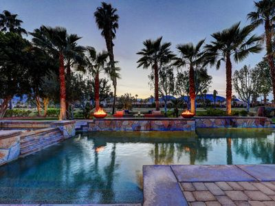 Photo for Escape to Legends - Pool, Games & Amazing Mountain Views in PGA West