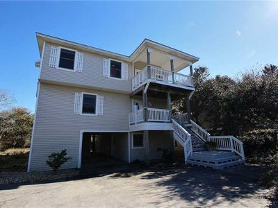 Photo for Cooper's Retreat OS17: 4 BR / 3 BA home in Corolla, Sleeps 12