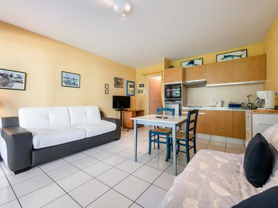 Photo for Apartment 1 minute walk from the beach - Maeva Individuals - Studio 1 room 2 people Confort