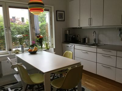 Photo for Top house in great surroundings, 5 mins on Metro from Sodermalm, 10 to Old Town