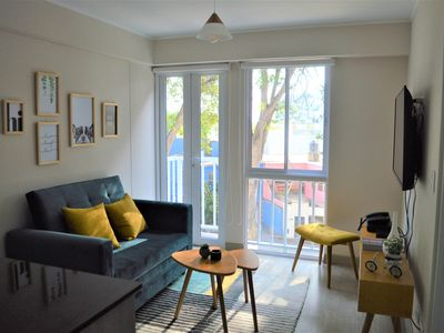 Photo for Cozy & New Apartment in the heart of Barranco