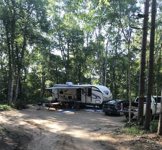 Photo for Rustic RV Site - 4th Crow Wing Lake