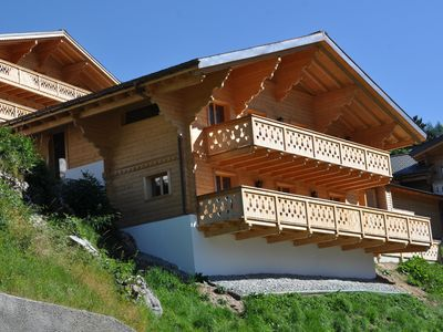 Photo for THE DIABLERETS CHALET OF 200M2 TO 11 BEDS