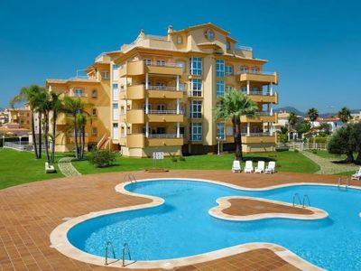 Photo for Apartments Golf y Mar, Oliva  in Valencia - 4 persons, 2 bedrooms