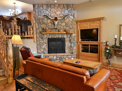 Photo for Gorgeous Ski in/ Ski out Cedars Townhouse in Breck- Short Walk to Main St.