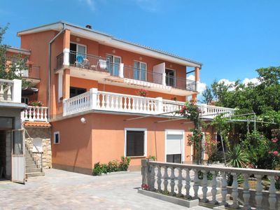 Photo for Apartment Valentina (NOV108) in Novi Vinodolski - 5 persons, 2 bedrooms