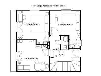 Photo for Apartment for 3-4 persons - Haus am Wildbach