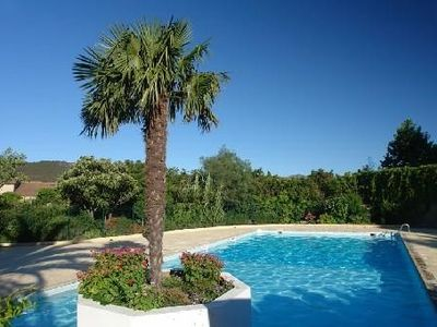 Photo for House In Hamlet Near St Florent With Shared Pool And Tennis