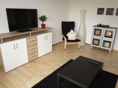 Photo for New and modern apartment (86 square meters) with private large patio