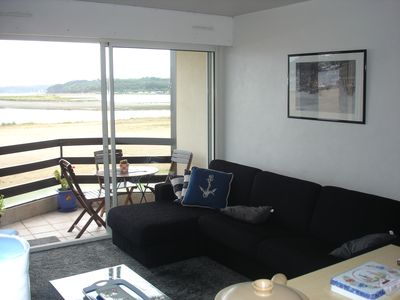 Photo for T1 apartment rental with sea view