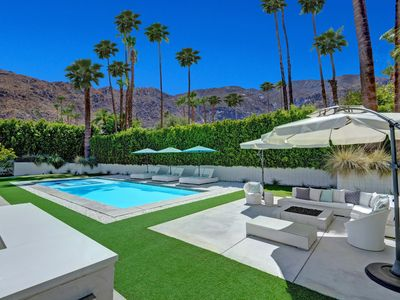 Resort Style Home With Pool In Palm Springs Vrbo