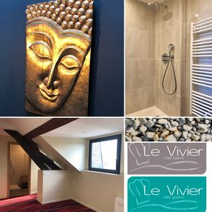 """Photo for Residence rating """"le Vivier"""" Lion room"""