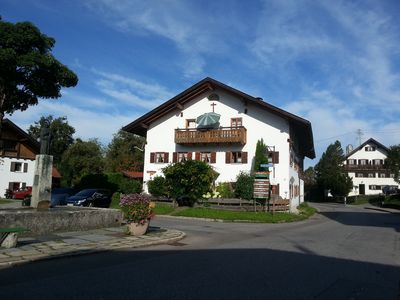 Photo for Cozy apartment, with Königscard centrally located in the Ammergau Alps