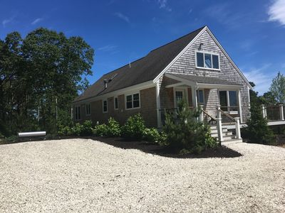 Photo for Brand New Listing - Adorable House Steps from Private Beach on Cape Cod Bay