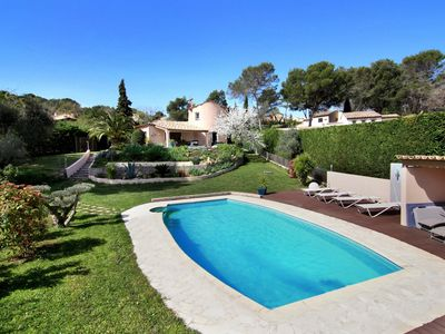 Photo for Beautiful 3 bedrooms house in Mougins!