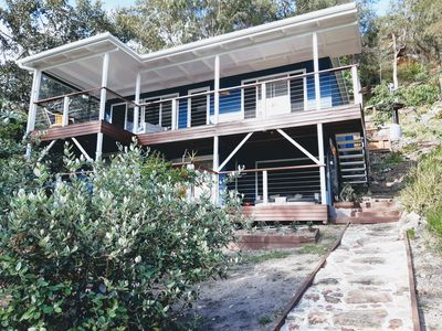 Photo for Seafarers Landing is one of the best-appointed  homes on the Hawkesbury River.