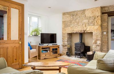Photo for Steps Cottage is a beautiful, end of terrace cottage and Cotswold stone annexe, in Stow-on-the-Wold