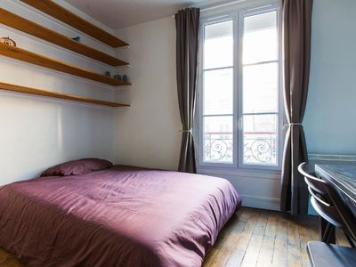 Photo for Charming studio in Montmartre