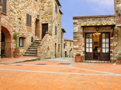 Photo for A holiday in a house in an ancient village of Chianti in the Tuscan countryside