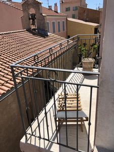 Photo for Loft apartment with balcony in the pedestrian streets