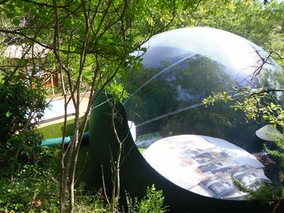 "Photo for ""The Zen Bubble"" in the heart of the unusual"