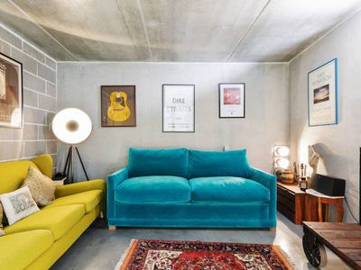Photo for Quirky 1Bed flat in Hackney w/Garden