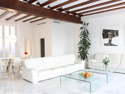 Photo for UNMATCHED LUXURY NEXT TO THE CATHEDRAL - VALENCIA