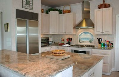 Gourmet Kitchen with everything you will need