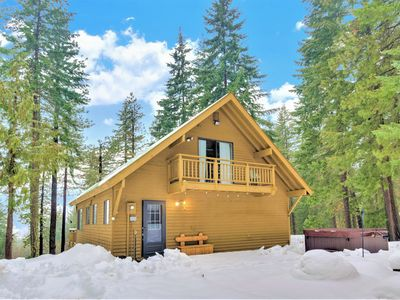 Photo for Serene Leavenworth Getaway with All the Amenities! Enjoy Peace, Quiet, Nature and VIEWS! 10% OFF