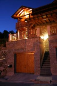Photo for Mountain house with garden in a natural environment and landscape unmatched
