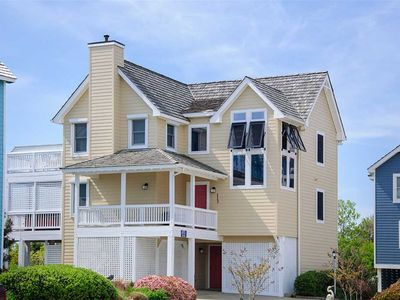 Photo for Sound Surprise: 5 BR / 5 BA house in Nags Head, Sleeps 12