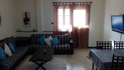 Photo for rent furnished apartment center Agadir