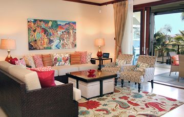 Aloha Kai Suite at Wailea Beach Villas. Penthouse 205. Ocean View. 3 BR / 3 BA