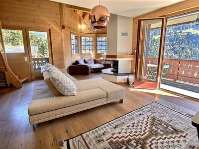 Photo for 3BR Apartment Vacation Rental in Champéry, Valais