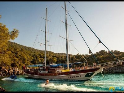 Photo for Platin Yachting Yacht Charter 8 Cabins 18 Pax in Turkey