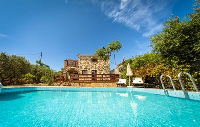 Photo for Two-Storey Villa with Private Pool