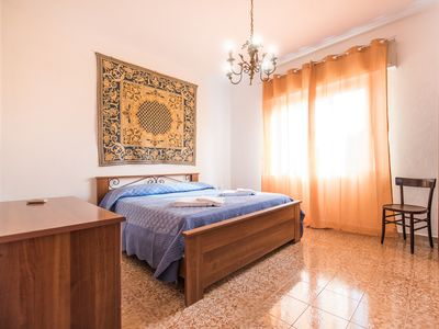 Photo for Villa Anna, just a few steps from the beach and the historic center