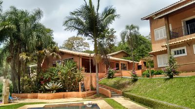Photo for 6BR Country House / Chateau Vacation Rental in Ibiúna, São Paulo